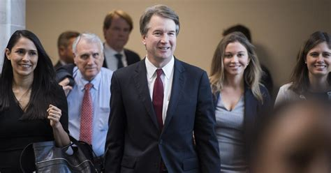 What Brett Kavanaugh's Previous Hearings Tell Us About His