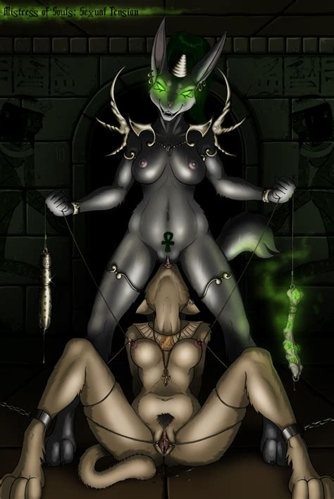 Mos Sexual Tension By Netherwulf Hentai Foundry