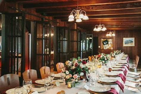 12 Redwood Wedding Venues in the Bay Area Redwood