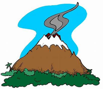 Volcano Clipart Water Animated Sources Clip Happens