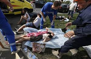 Nineteen killed, 120 hurt in Moscow subway accident, World ...
