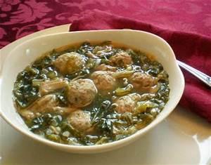 Image Gallery escarole soup