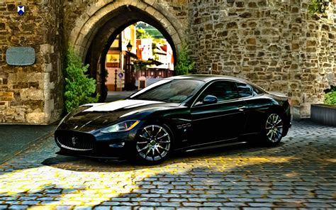 Maserati Granturismo Wallpaper Hd Car Wallpapers