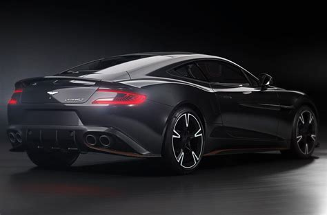 Aston Martin Song aston martin vanquish s ultimate revealed as swan song