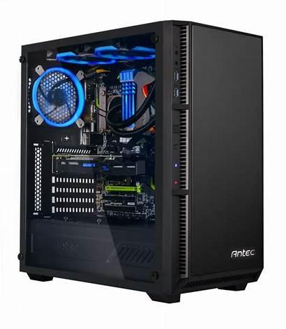 P8 Gaming Antec Pc Core I5 9600k