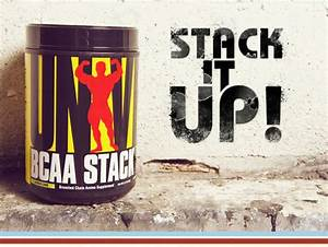Bcaa Stack By Universal Nutrition At Bodybuilding Com