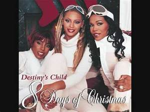 Destiny's Child - A 'DC' Christmas Medley - YouTube