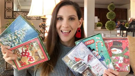 Easy to make · fast and secure delivery · excellent quality DOLLAR TREE HAUL | THE BEST CHRISTMAS CARDS AT THE STORE! - YouTube