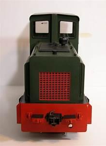 Accucraft Baguley Drewry Diesel Locomotive