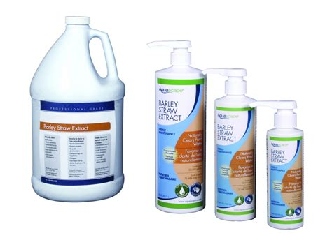 Aquascape Pond Products by Ecobarley Liquid Extract Aquascape Pond Supplies