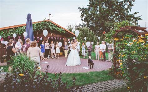 Vintagehochzeit Im Garten  Hochzeitsfotograf Exclusiv