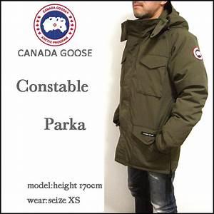 Reason Rakuten Global Market CANADA GOOSE Canada Goose Constable Parka Jacket Down