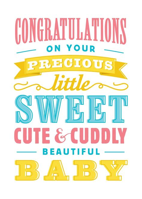 typography baby birth congratulations from brookhollow
