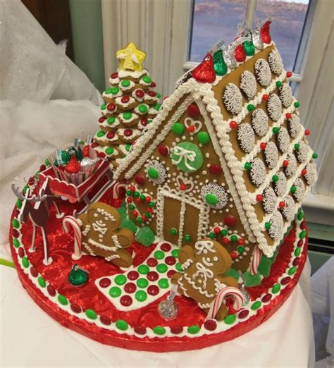 Decorating Ideas Gingerbread Houses gingerbread house design ideas the organised