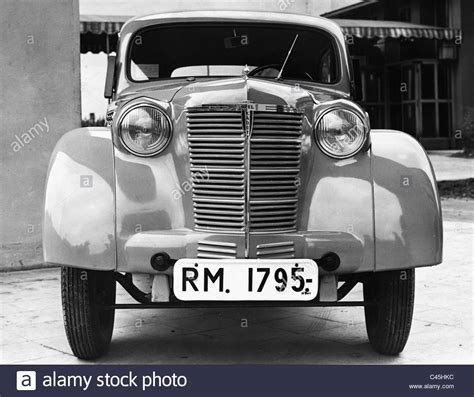 Opel Kadett 'k 38', 1938 Stock Photo, Royalty Free Image