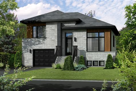 Contemporary Style House Plan