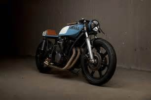 Want! Custom Yamaha Xs750 Cafe Racer