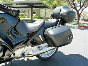 2000 Bmw R1100rt Motorcycle Black Touring Loaded Gps