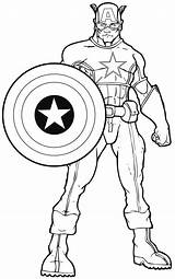 Coloring Pages Superheroes Printables Superhero Popular sketch template