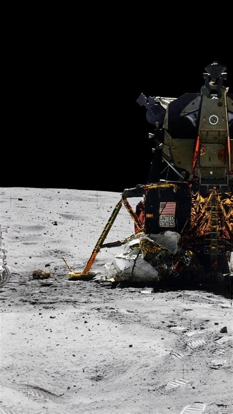 apollo  moon landing multiscreen panorama west wallpaper