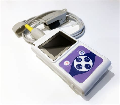 CMS60D Handheld Oximeter with Adult & Paediatric Probe