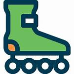 Skate Roller Icon Icons