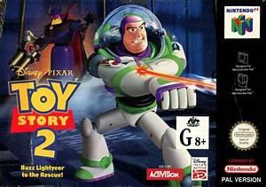 Disneyu2022pixar Toy Story 2 Buzz Lightyear To The Rescue