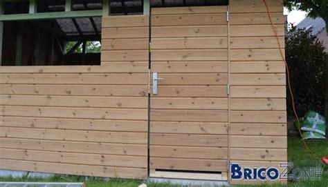 Comment Faire Une Porte Pour Abri De Jardin by Fabrication Porte En Bois Abri De Jardin