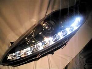 Scheinwerfer Ford Fiesta : sw light scheinwerfer ford fiesta mk7 ja8 black alte ~ Kayakingforconservation.com Haus und Dekorationen
