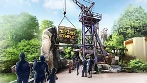 Adac Movie Park : the lost temple on ride im immersive tunnel im movie park germany ~ Yasmunasinghe.com Haus und Dekorationen