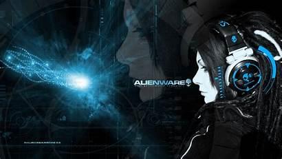Alienware Backgrounds Wallpapers Headphones Desktop Skullcandy Pc