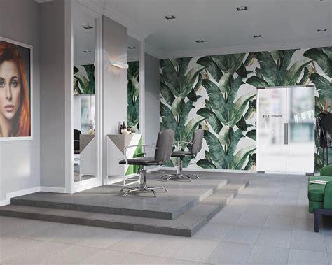 stylish light grey beauty salon ceramika paradyz