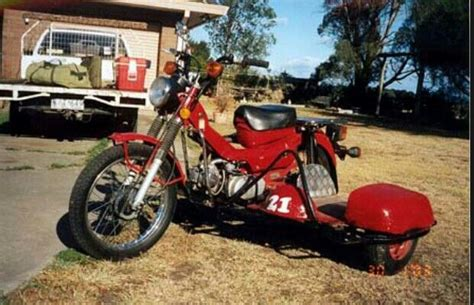 1000+ Images About Custom Ct110 Postie Bikes On Pinterest