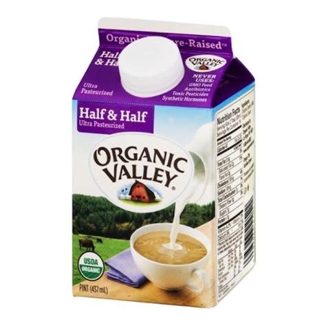half and half printable coupons and deals organic valley half and half cream 1 00 off