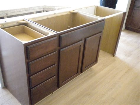 kitchen island cabinet plans small kitchen island with sink and dishwasher homes design 5008