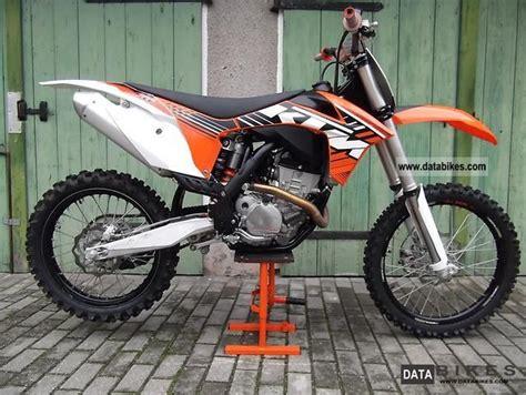 2012 Ktm Sx 250 Sxf Sx-f Model F ** 2012