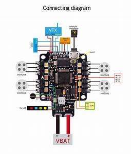 Lumenier Alpha Aio Flight Controller  U2013 F4 Fc With Osd And