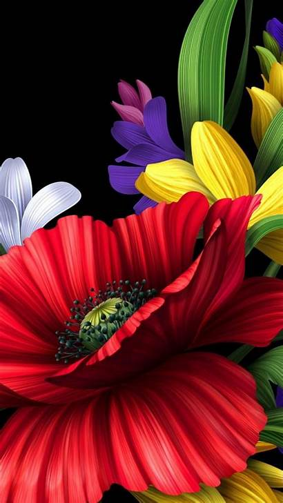 Flowers Colorful Bouquet Floral Wallpapers Garage Burbank