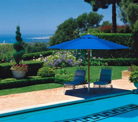 friday find outdoor umbrellas by santa barbara designs