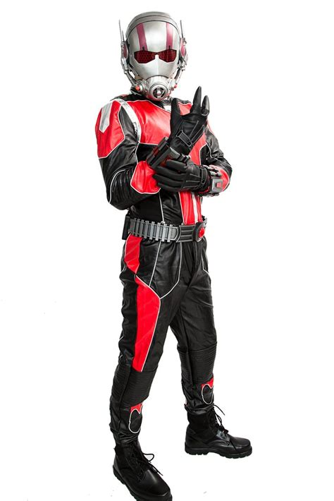 Xcoser Ant Man Cosplay Black And Red Costume X Costumes
