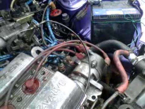 Daihatsu Motor by Daihatsu Cuore L5 Gtti Engine Start 2