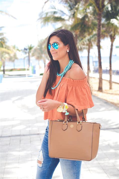 Beach Vacation Fashion | A Southern Drawl