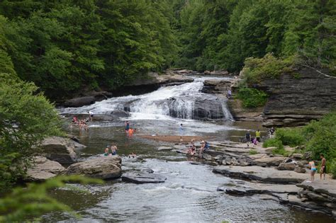Deep creek state park camping. Swallow Falls State Park   Maryland Historic District