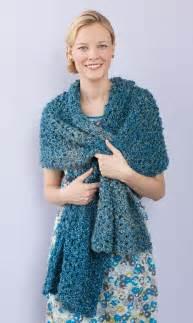 Lion Brand Crochet Shawl Patterns