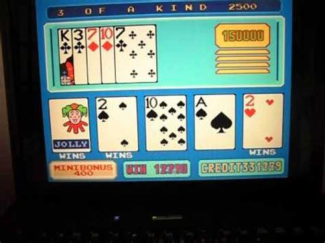Poker Ca La Aparate American Poker 2 6 Youtube
