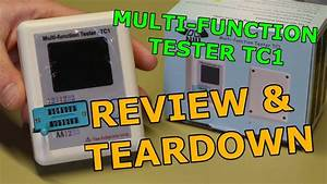 Review And Teardown Of The Multi-function Tester
