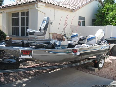 Nissan Fishing Boat by Nissan Bass Boats For Sale