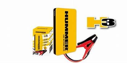 Jump Hummer Starter Battery H3 Cool Diesel
