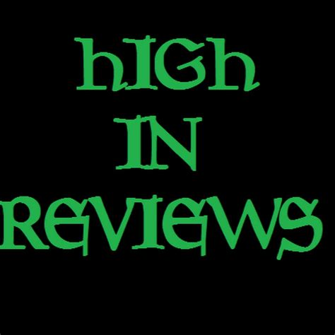 High in Reviews - YouTube