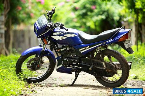 blue yamaha rxz picture 4 album id is 66105 bike located